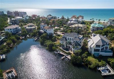 Bonita Springs Single Family Home For Sale: 234 Barefoot Beach Blvd