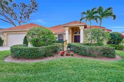 Naples Single Family Home For Sale: 708 Briarwood Blvd
