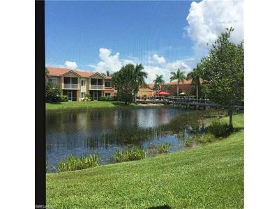 Estero Condo/Townhouse For Sale: 20260 Estero Gardens Cir #107