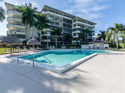 Marco Island Condo/Townhouse For Sale: 591 Seaview Ct #A606