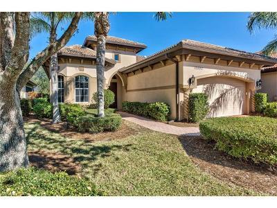 Estero Single Family Home For Sale: 12595 Grandezza Cir