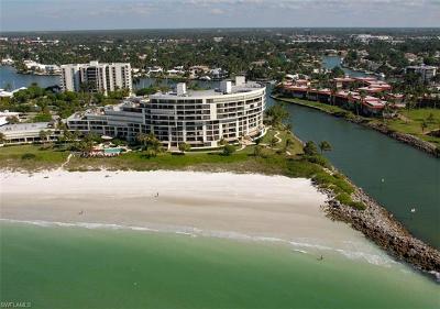 Condo/Townhouse For Sale: 2400 N Gulf Shore Blvd #PH-5