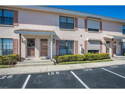 Marco Island Condo/Townhouse For Sale: 126 Clyburn St #H-3