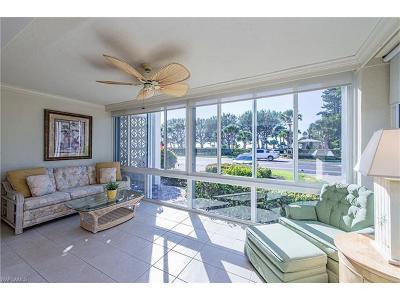 Condo/Townhouse For Sale: 2100 N Gulf Shore Blvd #102