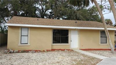 Bonita Springs Single Family Home For Sale: 11615 McKenna Ave