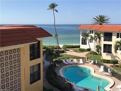 Condo/Townhouse For Sale: 3333 N Gulf Shore Blvd #301