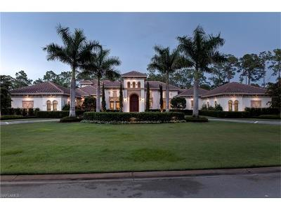 Single Family Home For Sale: 29055 Teramo Way