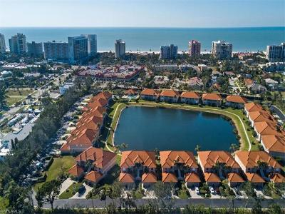 Club Marco Condo/Townhouse For Sale: 610 Club Marco Cir #201
