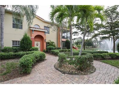 Estero Condo/Townhouse For Sale: 8641 Piazza Del Lago Cir #106