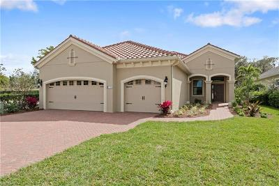 Estero Single Family Home For Sale: 21358 Estero Palm Way