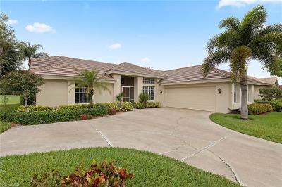 Bonita Springs Single Family Home For Sale: 13021 Bridgeford Ave