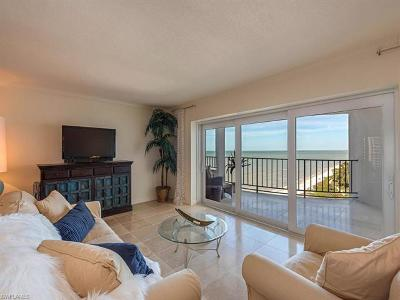 Naples Condo/Townhouse For Sale: 3951 N Gulf Shore Blvd #1103