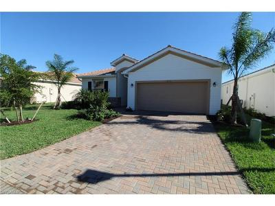 Fort Myers Single Family Home For Sale: 10361 Fontanella Dr