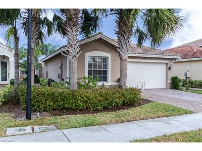 Fort Myers Single Family Home For Sale: 10305 Crepe Jasmine Ln