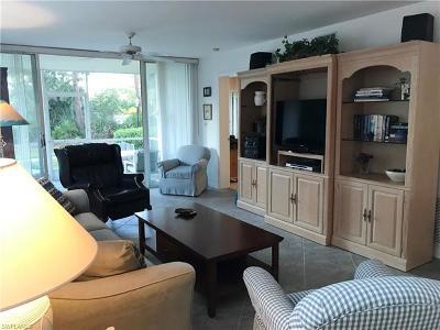 Naples Condo/Townhouse For Sale: 15191 Cedarwood Ln #2101