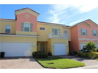 Fort Myers Condo/Townhouse For Sale: 16034 Via Solera Cir #102