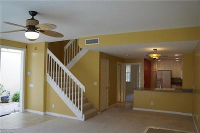 Bonita Springs Condo/Townhouse For Sale: 15336 Latitude Dr