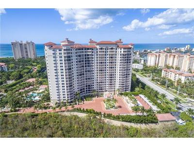 Condo/Townhouse For Sale: 8787 Bay Colony Dr #501