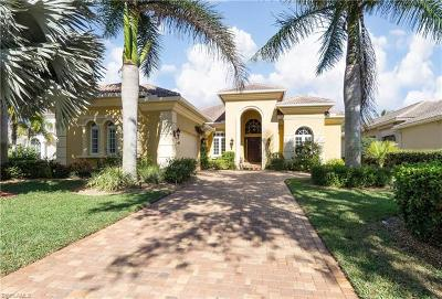 Estero Single Family Home For Sale: 19861 Chapel Trace