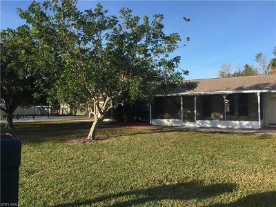 Naples Single Family Home For Sale: 1301 Grand Canal Dr