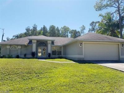 Fort Myers Single Family Home For Sale: 6524 Garland St