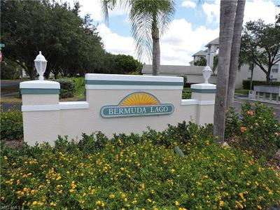 Bonita Springs Condo/Townhouse For Sale: 28851 Bermuda Lago Ct #202