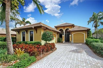 Naples Single Family Home For Sale: 7486 Martinique Ter