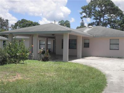 Bonita Springs Single Family Home For Sale: 26611 Nottingham Ln