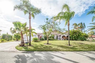 Bonita Springs Single Family Home For Sale: 12309 Avida Ln