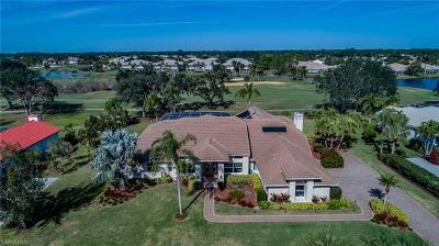 Estero Single Family Home For Sale: 19575 Vintage Trace Cir