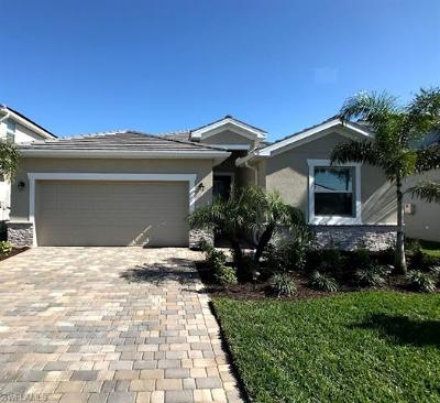Fort Myers Single Family Home For Sale: 15550 Pascolo Ln