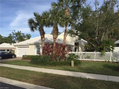 Naples Single Family Home For Sale: 1237 Silverstrand Dr