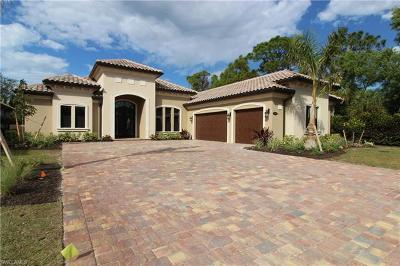 Bonita Springs Single Family Home For Sale: 23814 Campla Ct