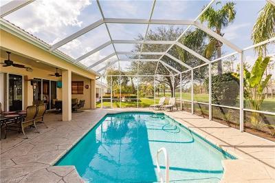 Naples Single Family Home For Sale: 8393 Northhampton Ct