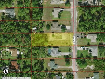 Naples Residential Lots & Land For Sale: 2279 Birdsong Ln