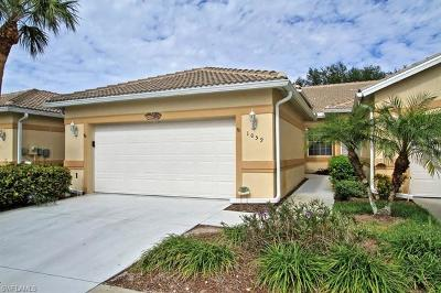 Naples Single Family Home For Sale: 1059 Marblehead Dr #0-3
