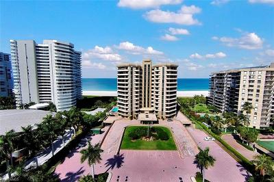 Marco Island Condo/Townhouse For Sale: 220 S Collier Blvd #702