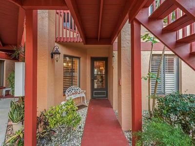 Naples Condo/Townhouse For Sale: 400 Valley Stream Dr #104
