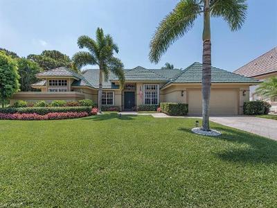Naples Single Family Home For Sale: 812 Arrowhead Ln