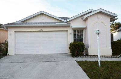 Estero Single Family Home For Sale: 10703 San Tropez Cir
