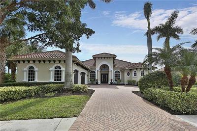 Naples FL Single Family Home For Sale: $1,075,000