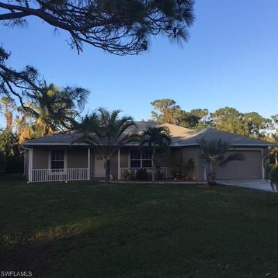 Bonita Springs Single Family Home For Sale: 4560 Catalina Ln