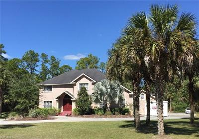 Naples Single Family Home For Sale: 4785 SE 18th Ave