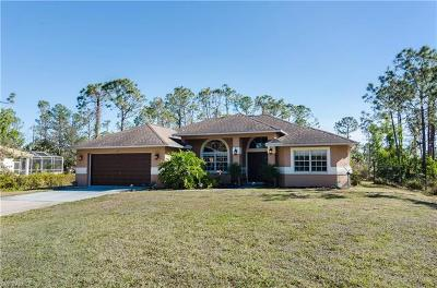 Naples Single Family Home For Sale: 270 SE 16th St