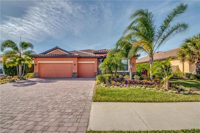 Fort Myers Single Family Home For Sale: 9914 Via San Marco Loop