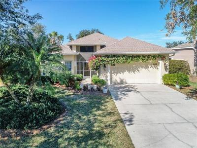 Naples Single Family Home For Sale: 7098 Lone Oak Blvd