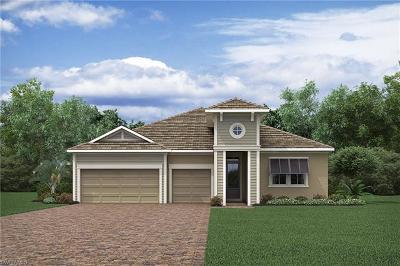 Naples Single Family Home For Sale: 3793 Helmsman Dr