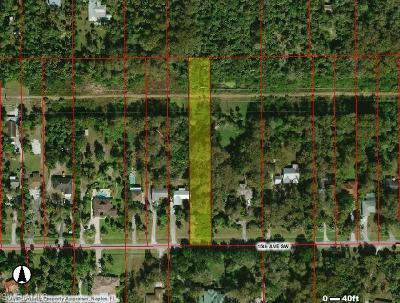 Naples Residential Lots & Land For Sale: SW 15th Ave