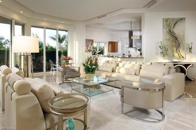 Naples FL Condo/Townhouse For Sale: $3,995,000