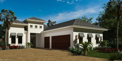Naples FL Single Family Home For Sale: $1,995,000